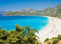 Prachtige stranden in Turkije