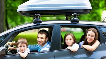 Familievakantie Auto
