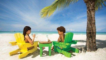 Familievakantie Caribbean