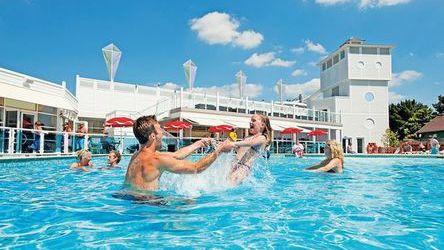 Familievakantie Zwembad