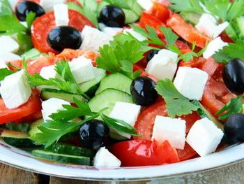 Grecheskij Salat